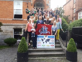The 2nd Forum of Lithuanian Professional Clubs in Dublin